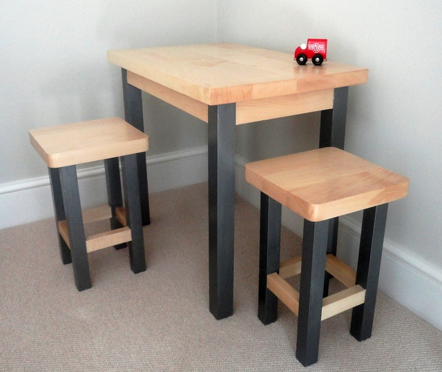 Sycamore Children's Table and Stool Set