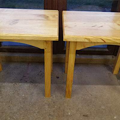 Bespoke Pine Tables